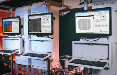 Solar Wafer Inspection System